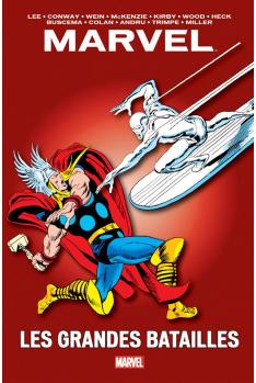 Marvel : Les grandes batailles - Coffret Métal