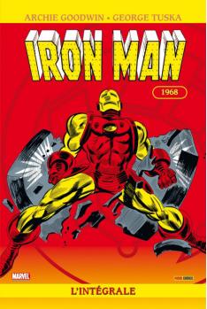 IRON MAN L'INTEGRALE 1968