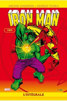 IRON MAN L'INTEGRALE 1969