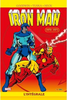 IRON MAN L'INTEGRALE 1970 - 1971