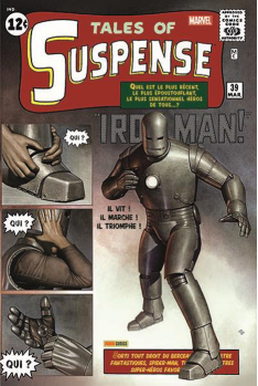 IRON MAN L'INTEGRALE 1963-1964 Ed. Collector