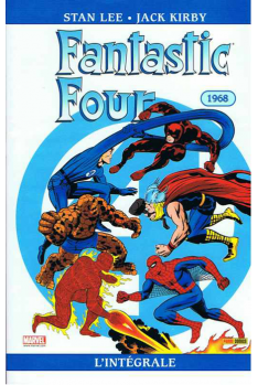 Fantastic Four L'integrale 1968