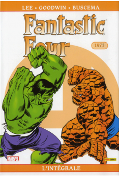 Fantastic Four L'integrale 1971