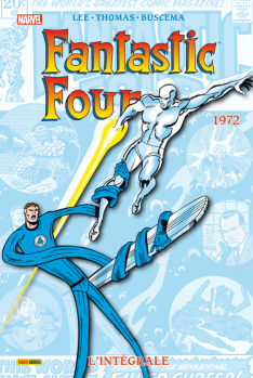 Fantastic Four L'integrale 1972