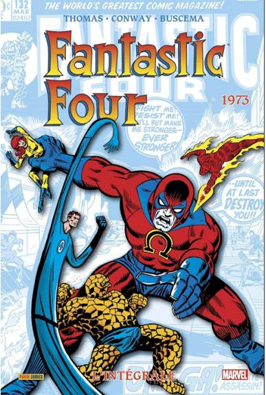 Fantastic Four L'integrale 1973