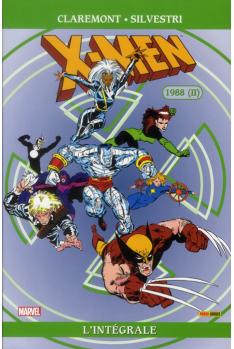 X-MEN L'INTEGRALE 1988 (II)