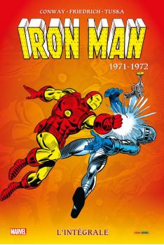 IRON MAN L'INTEGRALE 1971 - 1972