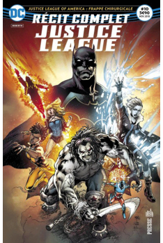 Récit Complet Justice League 10