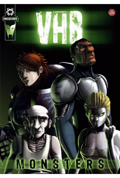 V.H.B. n°2 - Monsters