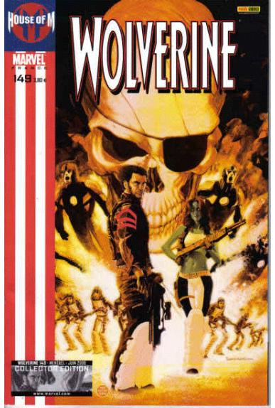 WOLVERINE 149
