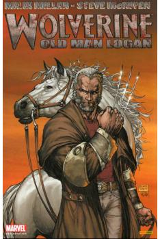 WOLVERINE 183 - Old Man Logan Variant