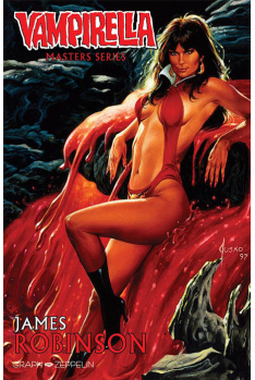 Vampirella par James Robinson