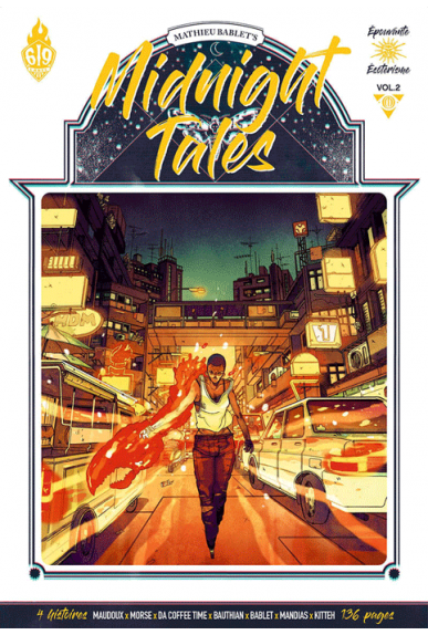 Midnight Tales - Tome 2
