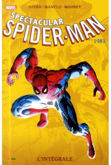 SPECTACULAR SPIDER-MAN L'INTEGRALE 1981