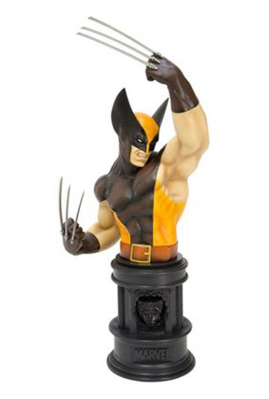 Wolverine Fine Art Bust - Kotobukiya
