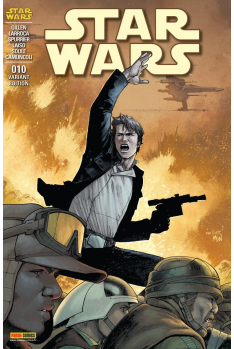STAR WARS 10 (2018) Variant Cover