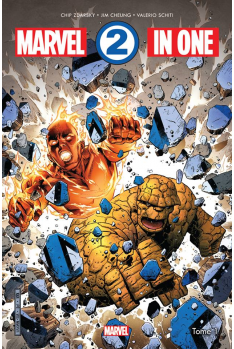 Marvel 2 in 1 Tome 1