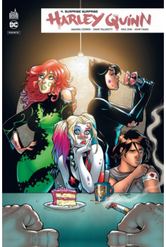 Harley Quinn Rebirth Tome 4