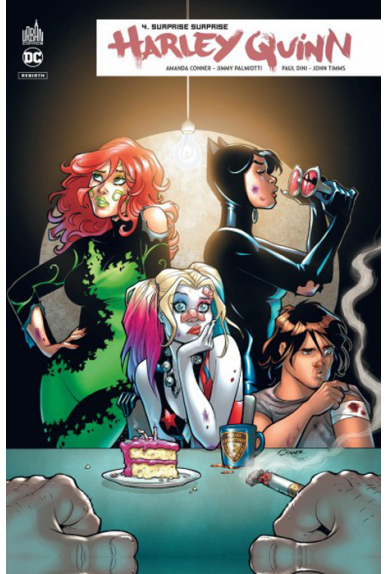 Harley Quinn Rebirth Tome 4