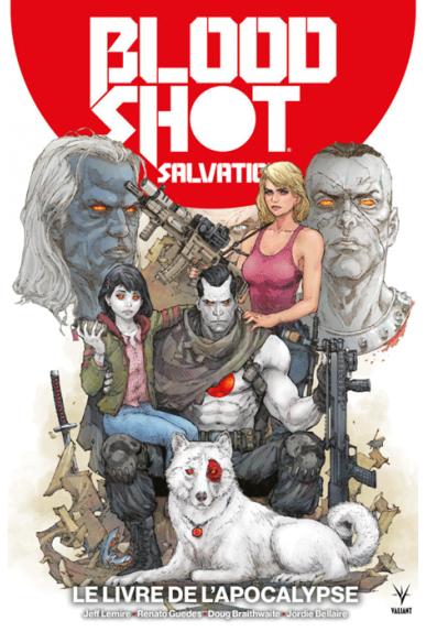 Bloodshot Salvation Tome 2