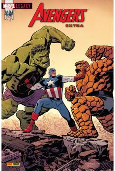 Marvel Legacy : Avengers Extra 3