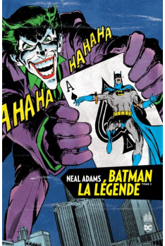 BATMAN LA LÉGENDE par NEAL ADAMS TOME 2