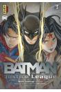 BATMAN & LA JUSTICE LEAGUE TOME 3