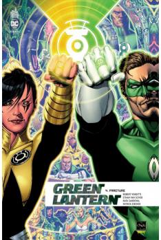 Green Lantern Rebirth Tome 4