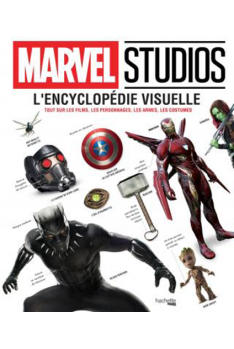 Marvel Studios - L'encyclopédie visuelle