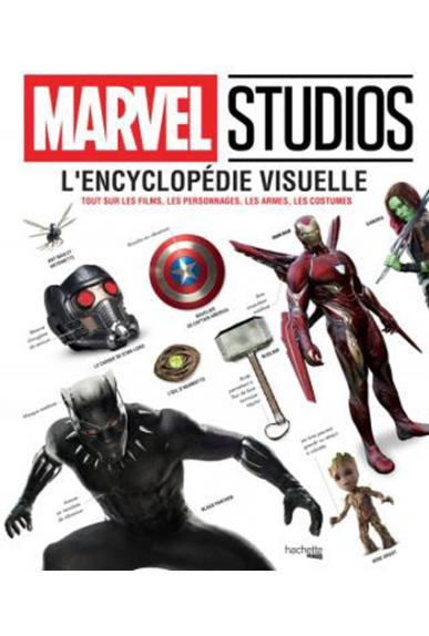 Marvel Studios - L'encyclopédie visuelle