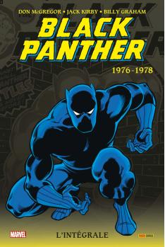 BLACK PANTHER L'Intégrale 1976-1978