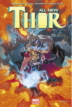 ALL NEW THOR TOME 4