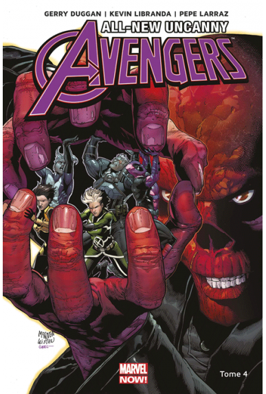 All New Uncanny Avengers Tome 4