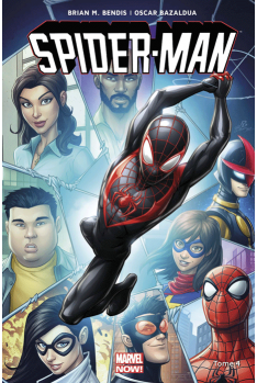 Miles Morales : Spider-Man Tome 4