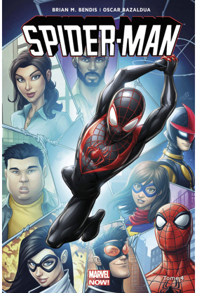 Miles Morales : Spider-Man Tome 4