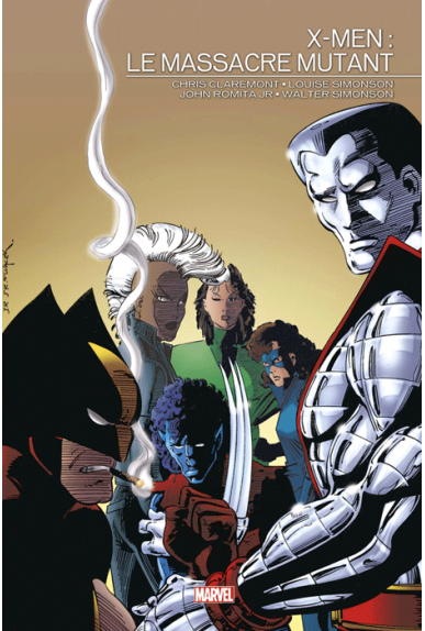 MARVEL EVENTS - X-Men Le massacre Mutant