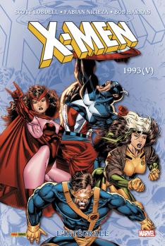 X-MEN L'INTEGRALE 1993 (V)