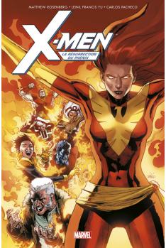 X-MEN - La Résurrection du Phénix