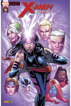 Marvel Legacy : X-Men Extra 4