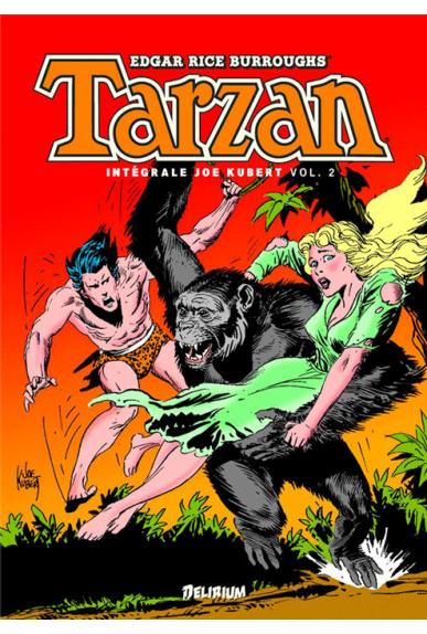 Tarzan Intégrale Tome 2