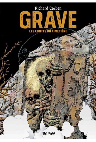 Grave - Les contes du cimetière