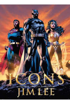 Icons - Jim Lee