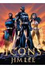 Icons - Jim Lee