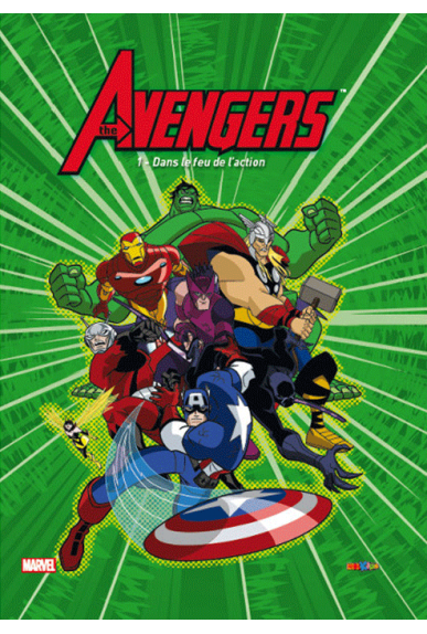 Avengers Tome 1