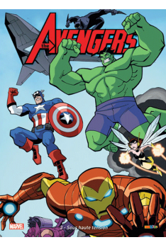 Avengers Tome 3