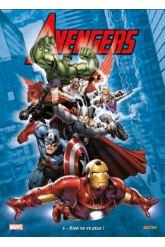 Avengers Tome 4