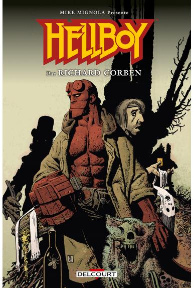 HELLBOY - Edition Spéciale Richard Corben