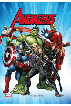 Avengers Tome 8