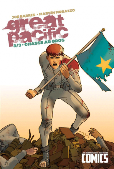 Great Pacific Tome 3 sur 3