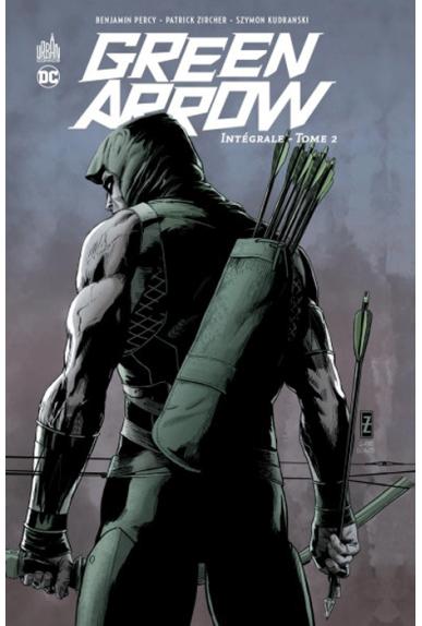 GREEN ARROW Intégrale Tome 2